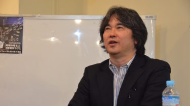 作家・真山仁さんが描く東日本大震災
