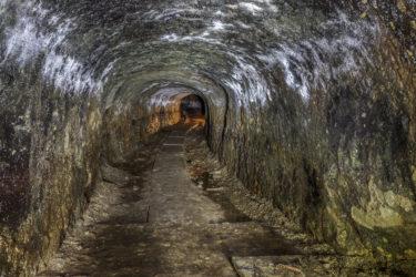 【東北異景】宮城の戦争遺跡(上)防空壕