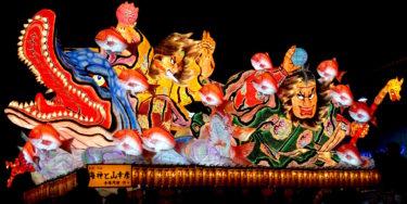 #バーチャル東北ツアー 中止になった「青森ねぶた祭」をVRでお届け