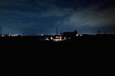 ふるさとをつなぎとめる明かりー仙台市荒浜