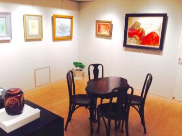 市民と美術品、出会いの「仲人」 仙台でひとりの男性が開いたギャラリー