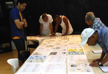 被災した町内会が自ら編集した「復興5年史」発行 仙台・南蒲生