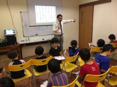 故郷の震災、シンガポールの学習塾で伝える 石川晋太郎さん