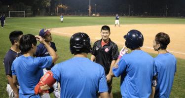 野球・香港代表監督の色川冬馬さん 故郷の宮城県で国際強化試合