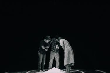 井戸の奥の「まほろば」 京都の劇団が震災をモチーフに演劇上演