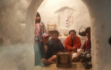 豪雪地帯・秋田では夏も「かまくら」に入る!?横手名物「かまくら館」に潜入