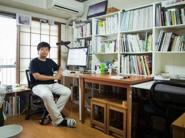 私の人生を変えた一冊① 建築家:小山田陽