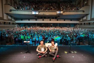 『YUZU ASIA TOUR 2017 謳おう-UTAO- 』ゆず、一年越しのシンガポールライブ
