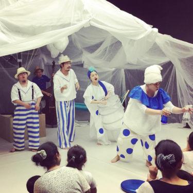 自閉症の子どものための「多感覚演劇」をつくる 及川多香子さん