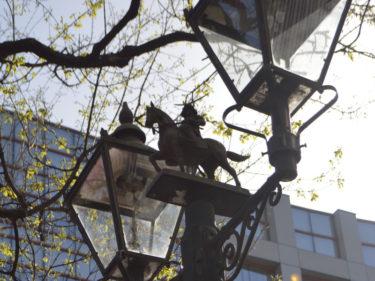 仙台のガス灯に「隠れ政宗」は何体ある?