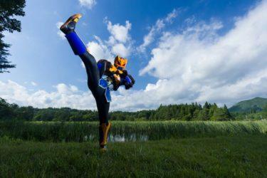 「一歩踏み出す勇気を」伝統芸能を守る素顔のヒーロー・コウライザー降臨