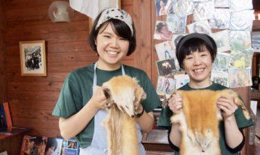 マタギの郷の「屋号」で開かれる小さなマーケット 山形県小国町小玉川