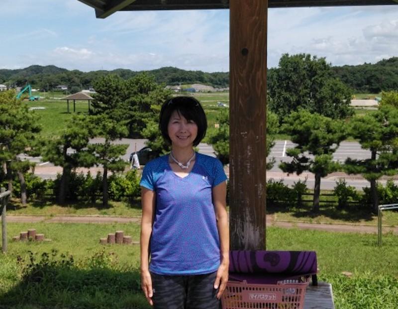 インストラクターの鈴木由美子さん