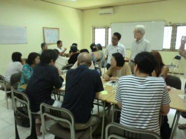 【バリ・ウブド村通信(14)】教育や老後、どうする?バリに住む日本人の課題を議論