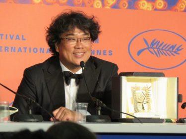 パルム・ドールに「パラサイト」 韓国映画生誕100年に華添える/カンヌ国際映画祭レポート(6)
