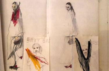 「生と死」絵の中に描く仙台のアーティスト・金澤弘太さん