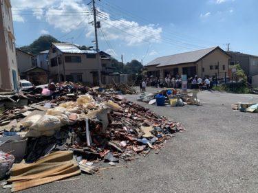 台風15号上陸から一週間 千葉出身の記者が見た地元の今