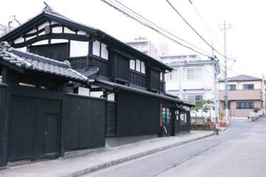 仙台・八幡町にあった酒蔵「天賞酒造」の名残を追う