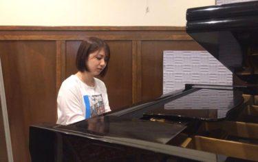 【仙台ジャズノート】コロナとジャズ(2)ロックダウン乗り越え「未来のオト」へ 作編曲家でピアニスト秩父英里さんに聞く