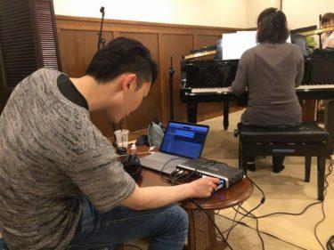 【仙台ジャズノート】コロナとジャズ(3)動画配信で活路を開く ベース奏者三ケ田伸也さんの場合