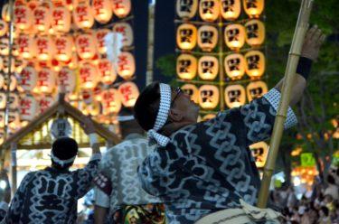 バーチャル東北夏祭り!「秋田竿燈まつり」をVRで体験しよう