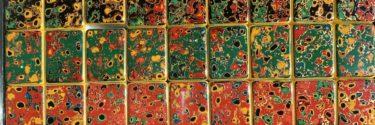 美しい津軽塗の麻雀牌が人気 青森のプロ雀士が津軽塗職人とコラボ