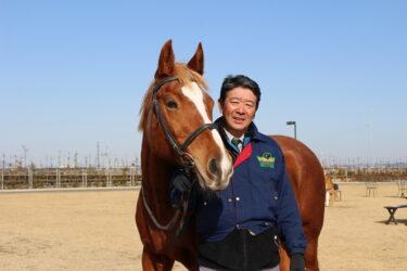 津波を泳いで逃げた馬たちとともに。震災から7年を経て再開した仙台市海岸公園馬術場、復興への道のり