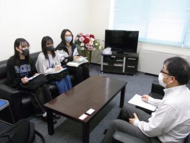 【高校生が取材した沿岸部の今】7mの津波が来た仙台港・太平洋フェリーのいま